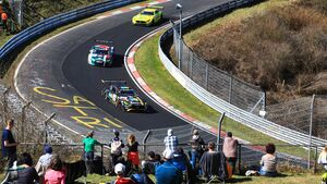 VLN 2 - Nürburgring - 7. April 2018