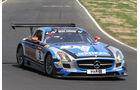 VLN, 2011, #3, Klasse SP9 , Mercedes-Benz SLS AMG GT3, BLACK FALCON