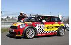 VLN, 2011, #350, Klasse SP2T , BMW Mini,