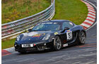 VLN 2014, #193, Porsche 981 Cayman S, SP6, Langstreckenmeisterschaft Nürburgring