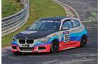 VLN 2014, #283, BMW 125i, SP3T, Langstreckenmeisterschaft Nürburgring