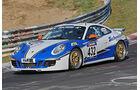VLN 2014, #432, Porsche 991, V6, Langstreckenmeisterschaft Nürburgring