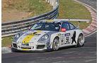 VLN 2014, #56, Porsche 911 GT3 RSR, SP7, Langstreckenmenmeisterschaft Nürburgring