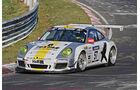 VLN 2014, #57, Porsche 911 GT3 RSR, SP7, Langstreckenmenmeisterschaft Nürburgring