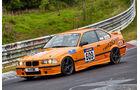 VLN 2015 - Nürburgring - BMW M3 - Startnummer #609 - H3
