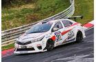 VLN 2016 - Nürburgring Nordschleife - Startnummer #281 - Toyota Corolla Altis - SP3
