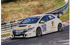VLN 2016 - Nürburgring Nordschleife - Startnummer #336 - Honda Civic Type R TCR - SP3T