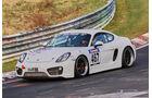 VLN 2016 - Nürburgring Nordschleife - Startnummer #467 - Porsche Cayman - V5