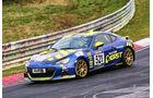 VLN 2016 - Nürburgring Nordschleife - Startnummer #521 - Subaru BRZ - V3