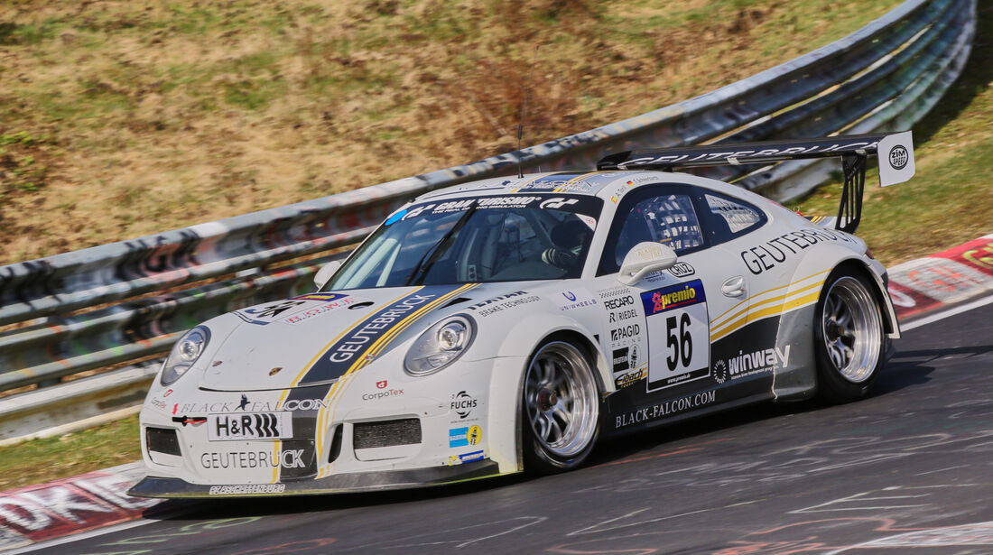 VLN 2016 - Nürburgring Nordschleife - Startnummer #56 - Porsche 991 Cup BF - SP7