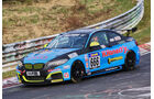VLN 2016 - Nürburgring Nordschleife - Startnummer #666 - BMW M235i Racing Cup - CUP5