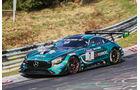 VLN 2016 - Nürburgring Nordschleife - Startnummer #7 - Mercedes-AMG GT3 - SP9