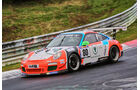 VLN 2016 - Nürburgring Nordschleife - Startnummer #80 - Porsche 997 GT3 Cup - SP7