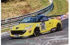 VLN 2016 - Nürburgring Nordschleife - Startnummer #888 - Peugeot RCZ - SP2T