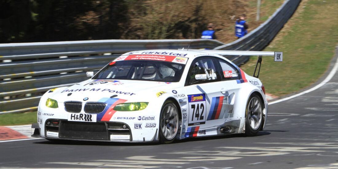 VLN 3.Lauf Langstreckenmeisterschaft Nürburgring 24-04-2010