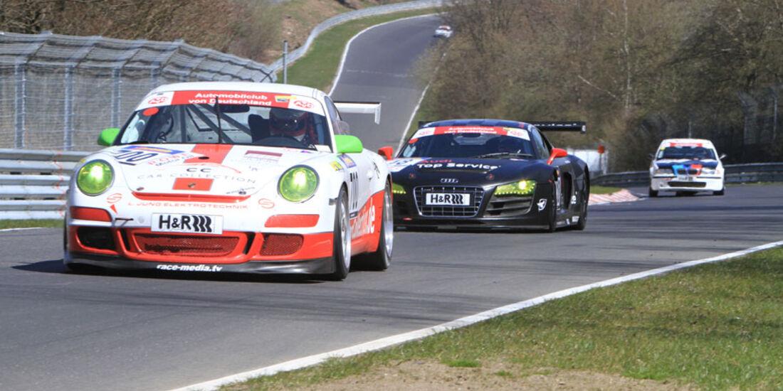 VLN 3.Lauf Langstreckenmeisterschaft Nürburgring, Car Collection, 24-04-2010
