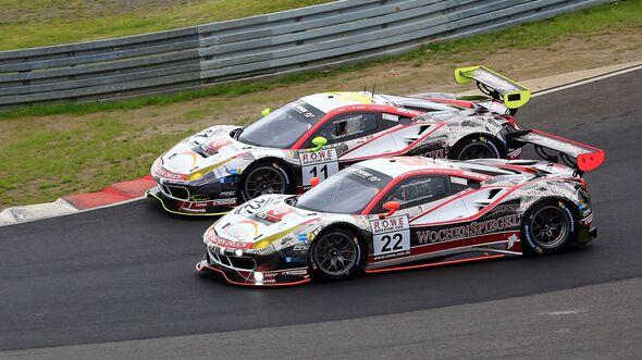 VLN 3 - Nürburgring - 23. Juni 2018