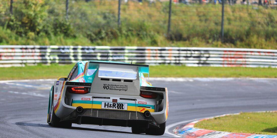 VLN 7 - Nürburgring - 23. September 2017