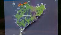 VLN GPS, Streckenortung