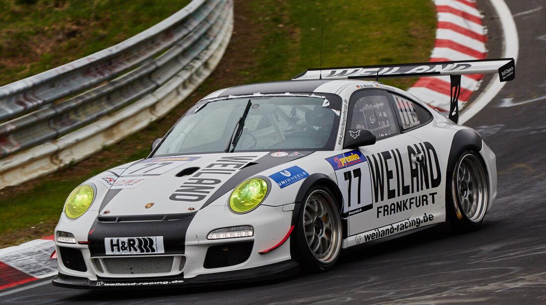 VLN - Langstreckenmeisterschaft - Nürburgring - Nordschleife - Porsche 911 GT 3 Cup 997 - #77