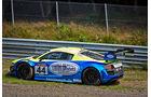 VLN - Langstreckenmeisterschaft - Nürburgring - Nordschleife - Unfälle 2014