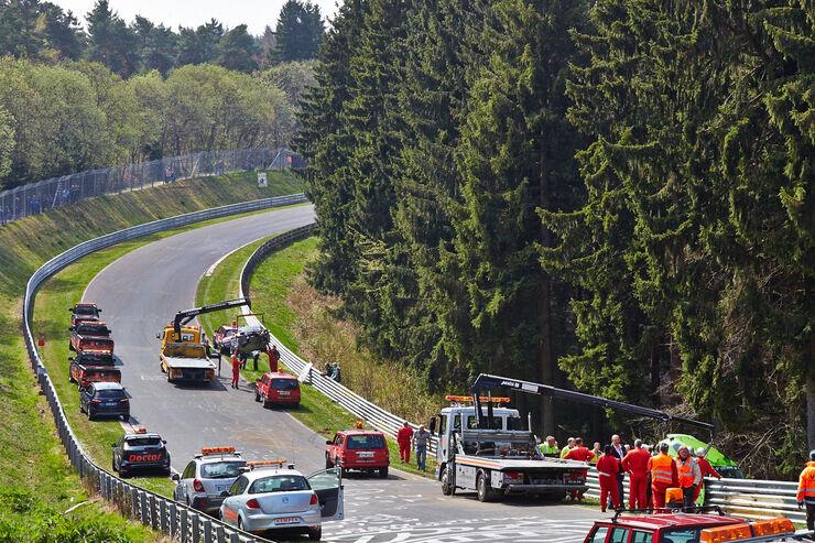 VLN Langstreckenmeisterschaft, Nürburgring, Nordschleife
