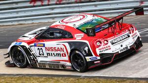 VLN - Nissan GT-R GT3 - Jann Mardenborough - 2015