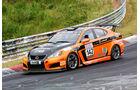 VLN - Nürburgring Nordschleife - Startnummer #142 - Lexus ISF CCS-R - Ring Racing - SP8