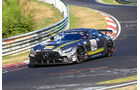VLN - Nürburgring Nordschleife - Startnummer #164 Mercedes-AMG GT4 - Black Falcon Team TMD Friction - SP10