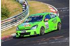 VLN - Nürburgring Nordschleife - Startnummer #250 - Opel Astra GTC - SP4
