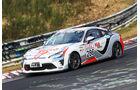 VLN - Nürburgring Nordschleife - Startnummer #286 - Toyota GT86 - TMG United (Toyota Motorsport GmbH) - SP3
