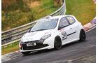 VLN - Nürburgring Nordschleife - Startnummer #290 - Renault Clio RSII Cup - SP3