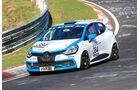 VLN - Nürburgring Nordschleife - Startnummer #384 - Renault Clio 4 - SP2T