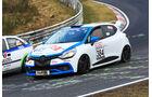 VLN - Nürburgring Nordschleife - Startnummer #384 - Renault Clio IV - SP2T