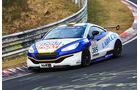 VLN - Nürburgring Nordschleife - Startnummer #385 - Peugeot RCZ Cup - Team Rallye Top - SP2T