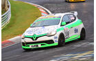 VLN - Nürburgring Nordschleife - Startnummer #389 - Renault Clio 4 - MSC Sinzig e.V. im ADAC - SP2T