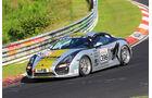 VLN - Nürburgring Nordschleife - Startnummer #396 - Porsche Cayman S - BLACK FALCON Team TMD Friction - V6