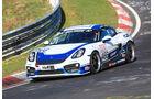 VLN - Nürburgring Nordschleife - Startnummer #466 - Porsche Cayman - V5