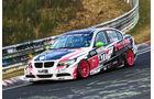 VLN - Nürburgring Nordschleife - Startnummer #477 - BMW 530i E12 - MSC Adenau e. V. im ADAC - V4