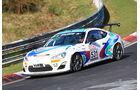 VLN - Nürburgring Nordschleife - Startnummer 531 - Toyota GT86 - Pit Lane - AMC Sankt Vith - CUP4