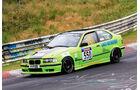 VLN - Nürburgring Nordschleife - Startnummer #550 - BMW 318 ti - V2