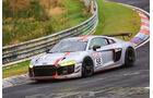 VLN - Nürburgring Nordschleife - Startnummer #58 - Audi R8 LMS GT4 - Car Collection Motorsport - SPX