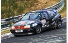 VLN - Nürburgring Nordschleife - Startnummer #624 - VW Golf 3 16V - MSC Sinzig - H2