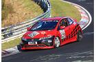 VLN - Nürburgring Nordschleife - Startnummer #629 - Honda Civic Type R - H2