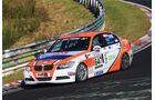 VLN - Nürburgring Nordschleife - Startnummer #647 - BMW 325i E90 - Hofor Racing - V4