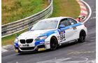 VLN - Nürburgring Nordschleife - Startnummer #684 - BMW M235i Racing Cup