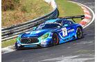 VLN - Nürburgring Nordschleife - Startnummer #7 - Mercedes AMG GT3 - Black Falcon - SP9