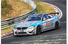 VLN - Nürburgring Nordschleife - Startnummer #828 - BMW M4 GT4 - Team Securtal Sorg Rennsport - SP10