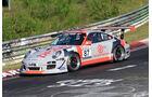 VLN - Nürburgring Nordschleife - Startnummer #87 - Porsche 911 GT3 Cup - H&R - Spezialfedern GmbH & Co.KG - H4