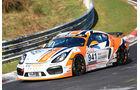 VLN - Nürburgring Nordschleife - Startnummer #941 - Porsche Cayman GT4 Clubsport - Gigaspeed Team GetSpeed Performance - CUP3